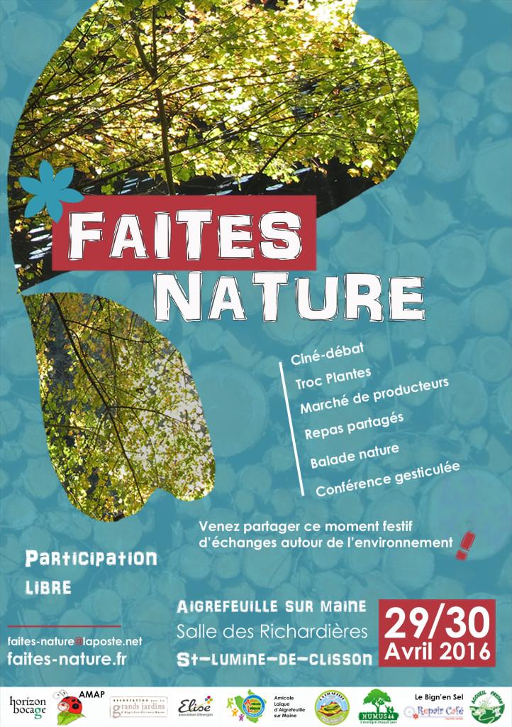 A5 - Faites Nature